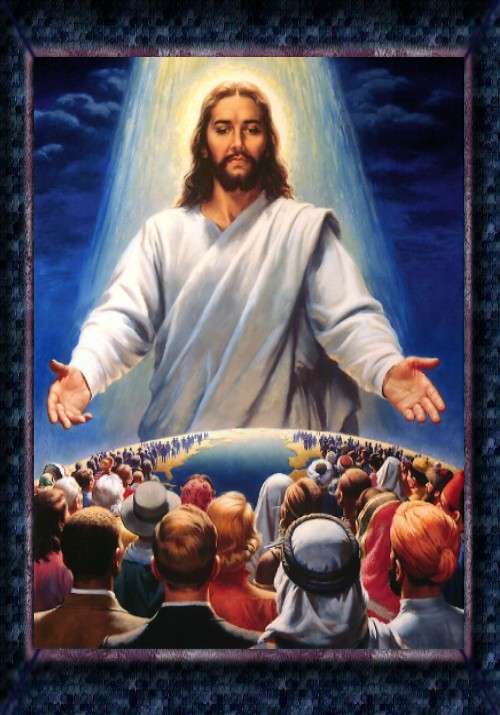 essay on jesus christ and what is his mission to the world Who is jesus christ and what is his mission to the world on studybaycom - 4-18-16 or 4-22-16, online marketplace for students.